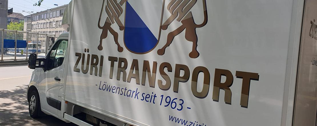 17 Umzug in Zürich