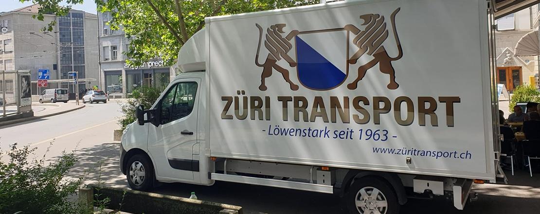 15 Umzug in Zürich