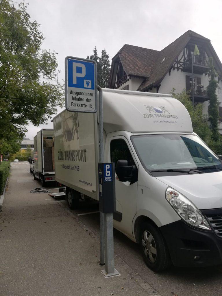 1e48f7b7 ea2f 4453 b926 8fd3c7c21312 1 Umzug in Zürich
