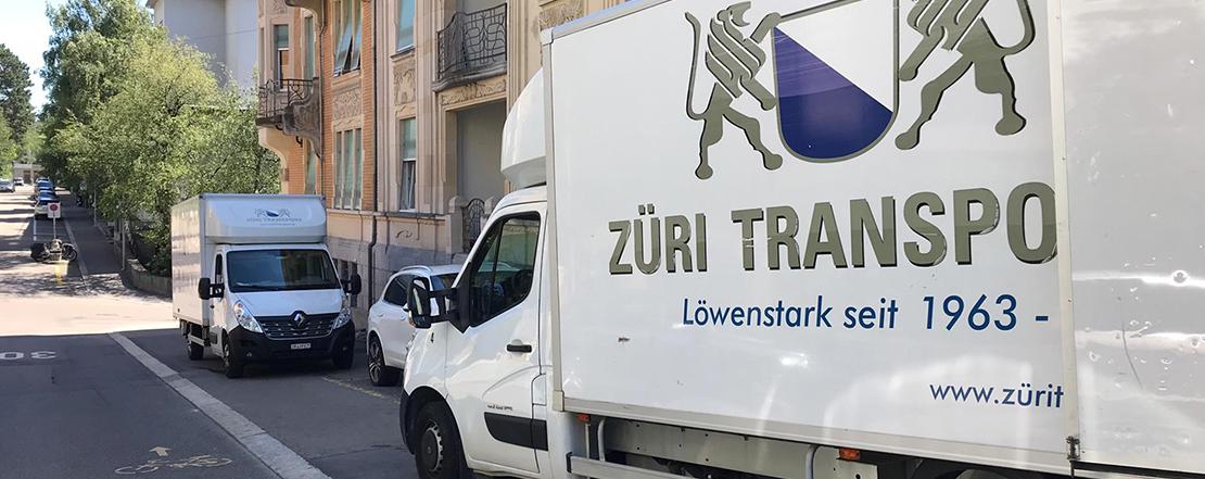 26 Umzug in Zürich