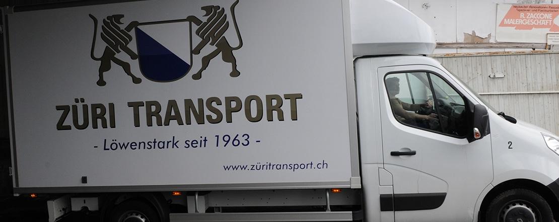 28 Umzug in Zürich
