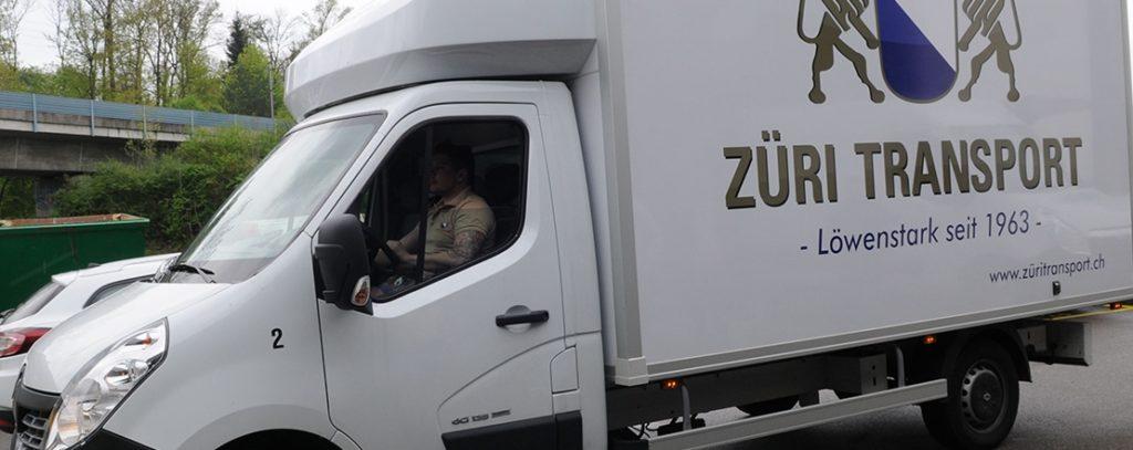 29 1 Umzug in Zürich