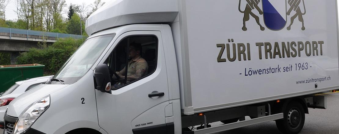 29 2 Umzug in Zürich