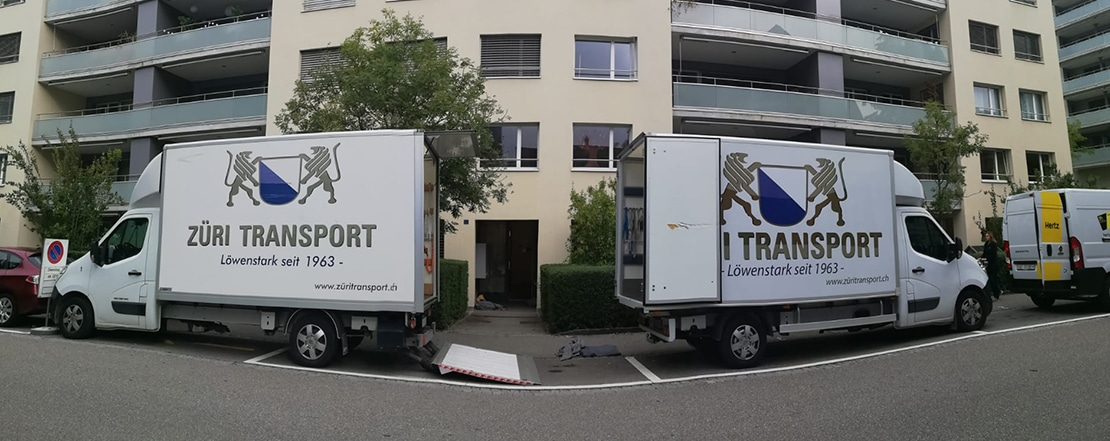4 1 Umzug in Zürich