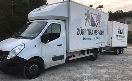 ausland3 Umzug in Zürich