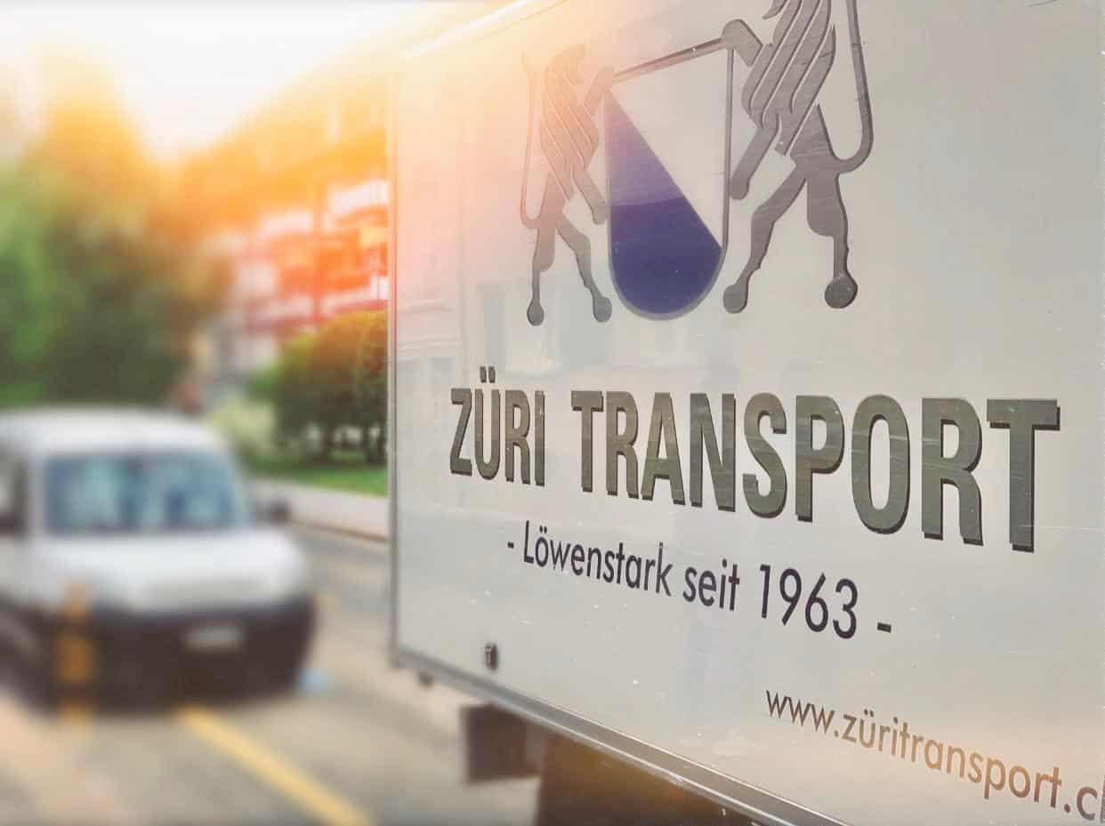 Umzugsfirma Illnau-Effretikon, Firmenumzug