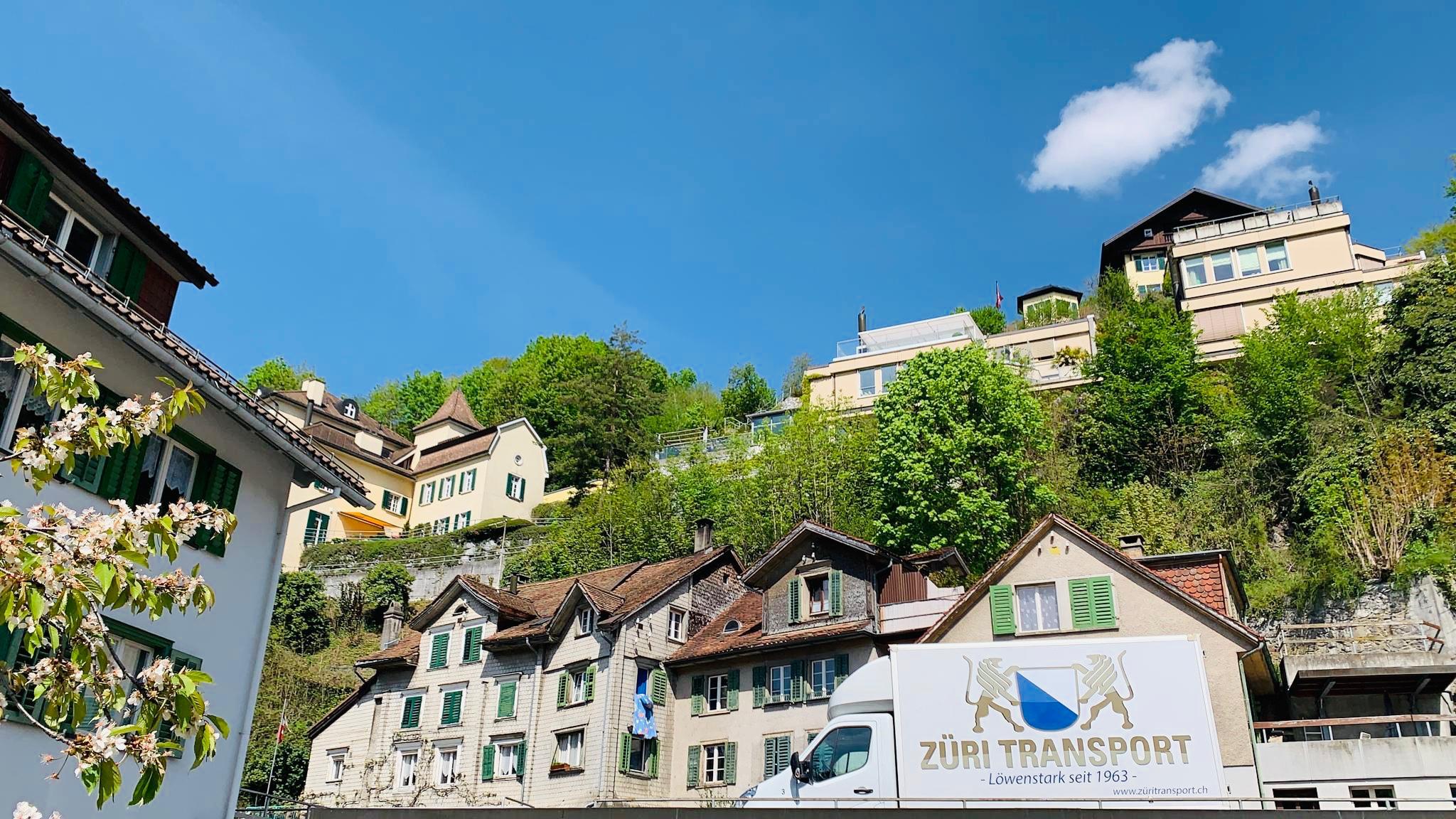 Umzugsfirma St. Gallen