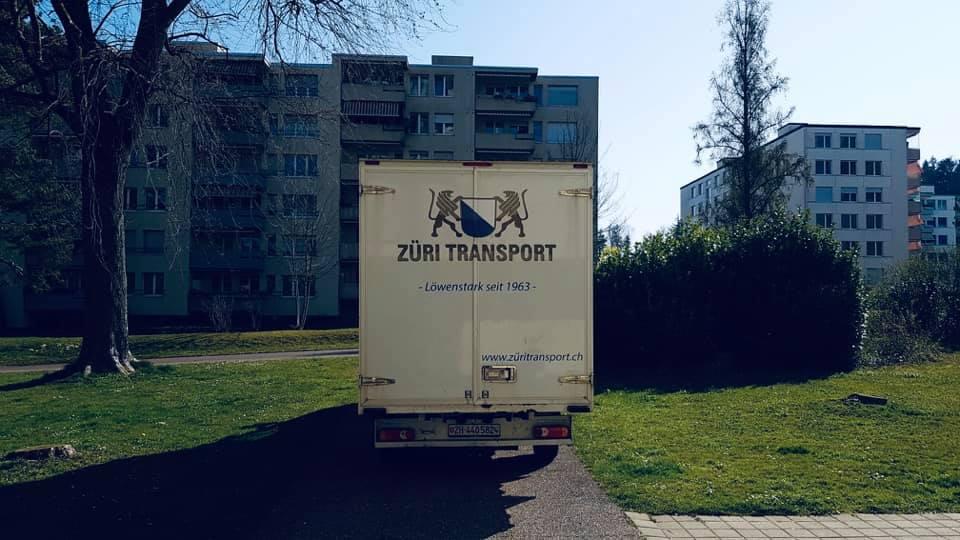 Umzugsfirma Urdorf, Firmenumzug