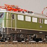 model train, scale h0, train