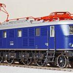 electric locomotive, express locomotive, e19