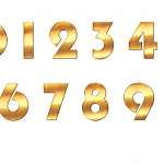 pay, numbers, gold