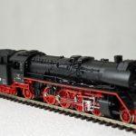 model train, steam locomotive, railroad