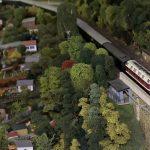 model train, diesel locomotive, toy
