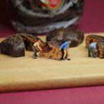 advent season, chocolate pastries, miniature figures