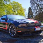 ford, mustang, gt
