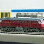 model train, piko, diesel locomotive
