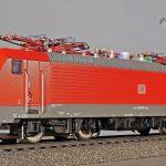 modern electric locomotive, freight locomotive, 6400 kw