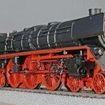 model train, steam locomotive, express locomotive