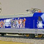 werbelok, 25 years of starlight express, musical