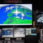 meteosat, weather satellite, workplace