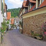 palatinate, in the wine-growing town of, thoroughfare