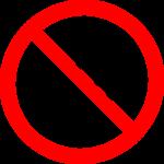 signs, warning, children